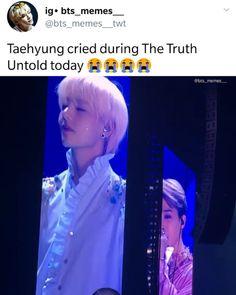 Likes, 620 Comments - BTS memes & updates 🔥 V Taehyung, Namjoon, Seokjin, Hoseok, Bts Cry, Crying Meme, Bts Texts, Bulletproof Boy Scouts, About Bts