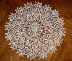 All of us love crochet doilies and more so if they are pineapple crochet doily patterns and that too free, have a look here and start one today
