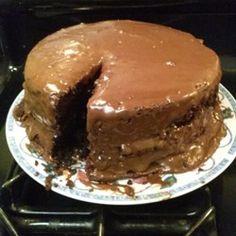 Moist Chocolate Layer Cake - Allrecipes.com