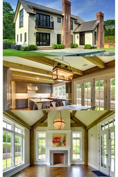 Timber Frame Before and After: Mansfield Hollow Cottage | Timber ...