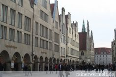 Prinzipalmarkt | Münster | NRW | 2009