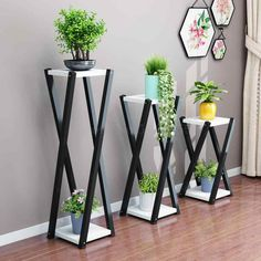 Flower Frame Wrought Iron Multi layer Living Room Green Radish Meat Pot Rack Decoration Floor Space Space Flower Shelf – Aliexpress - decorating a new home House Plants Decor, Plant Decor, Diy Bedroom Decor, Diy Home Decor, Wall Decor Crafts, Indoor Balcony, Balcony Garden, Glass Balcony, Living Room Green