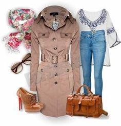 jesienny niezbędnik Coat, Polyvore, Jackets, Fashion, Down Jackets, Moda, Sewing Coat, Fashion Styles, Peacoats
