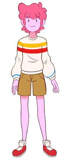 Old doodle of Gumball in PB's outfit from Stakes Marshall Lee X Prince Gumball, Character Art, Character Design, Marceline And Bubblegum, Adventure Time Art, Princess Bubblegum, Cartoon Art Styles, Ms Gs, Fanart
