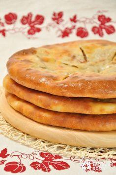 Фыдджын (осетинские пироги с мясом)