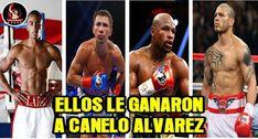 Solo de Boxeo : SAUL ALVAREZ YA HA PERDIDO EN EL PASADO
