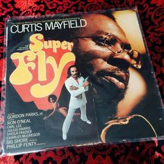 Currently gonna relax and listen to this masterpiece...  #curtismayfield #superfly #soundtrack #ink361 #instagram #igvinylclub #vinyligclub #vinylcommunity #fleamarketfinds #funk #soul by aprilrenee76