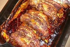 Spareribs, Ribs On Grill, Banana Bread, French Toast, Grilling, Pork, Cooking Recipes, Meat, Baking