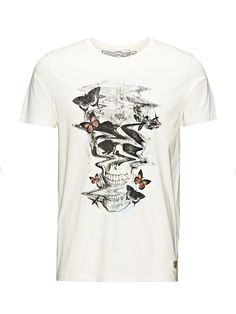 Damen T-Shirt Faultier Sloth Wake me up when it/'s friday Slim Fit Moonworks®