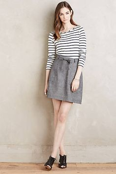 MiH Nanterre Mini Skirt