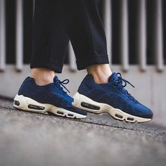 Nike Air Max 95: Coastal Blue/Midnight Navy