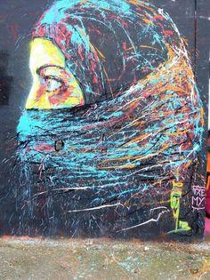#streetart by Txemy in France #graffiti