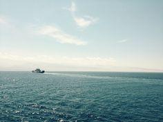 Estrecho de Messina, Italy photo / mfpineiro