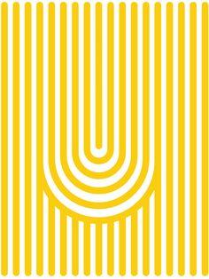 U, Graphic Hoodies by Madeyoul__k - Unisex Pullover Heather Grey - X-LARGE - Front Print - Pullover Textures Patterns, Print Patterns, Inspiration Artistique, Plakat Design, Grafik Design, Mellow Yellow, Geometric Art, Framed Art Prints, Pattern Design