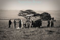 Destination wedding in South Africa by Segerius Bruce Photography. Kwa-Zulu Natal wedding venue, Tala Game Reserve is only an hour outside Durban. Bush Wedding, Wedding Shoot, Wedding Bells, Wedding Ideas, Vintage Safari, Safari Wedding, Company Ideas, Wedding Company, Parties