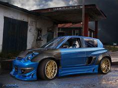 Suzuki Swift by roobi on deviantART
