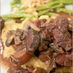 Slow cooked recipe for Boeuf Bourguignon, otherwise known as Beef Burgandy. A mouthwatering treat! Ginger Chutney, Apple Chutney, Healthy Family Meals, Healthy Snacks, Beef Burgandy, Bourguignon Recipe, Classic French Dishes, Smoked Bacon, Casserole Dishes