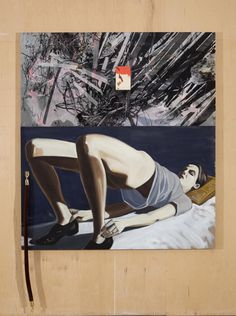 David Salle | The Imagists, 2010