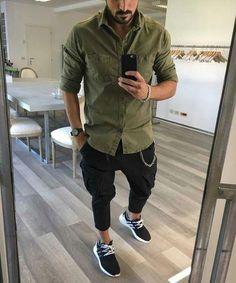 Stylish Men, Men Casual, Formal Men Outfit, Style Masculin, Look Man, Men Looks, Mens Clothing Styles, Streetwear, Menswear