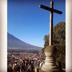 #cerroDeLaCruz #antiguaGuatemala #antigua #Guatemala #centroAmerica