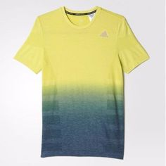 NEW ADIDAS MEN'S PRIMEKNIT WOOL DYE-DIPPED RUNNING TEE SHIRT. Primeknit Wool Dip-Dyed Tee. - adidas Primeknit Wool for intuitive temperature management and odor resistance. Power through your run in this men's t-shirt knit with a breathable wool blend for optimal temperature control. | eBay!