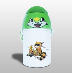 More than sellers offering you a vibrant collection of fashion, collectibles, home decor, and more. Kids Bottle, Bottle Bag, Rocket Raccoon, The Ordinary, Mugs, Children, Boys, Tumbler, Kids