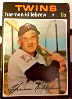 HARMON KILLEBREW - 1971 Topps