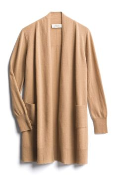 This camel cardi is perfection. Sweater Weather, Stitch Fix, My Style, Camel, Sweaters, Inspiration, Clothes, Board, Dresses