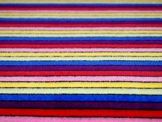 kleurijke streepjes