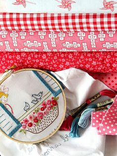 Sarah Jane enbroidery