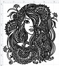Coloriage lolirock lolirock birthday party pinterest coloriage dessin a imprimer et - Dessin dxf gratuit ...