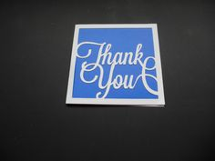 thank you card per Kristen request July 2014