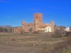 Castillo de don Íñigo López de Orozco [Siglo XV - Guijosa, Castilla-la-Mancha, España]