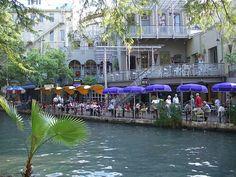 Riverwalk San Antonio: It can be fun, romantic, peaceful, rambunctious...but it's always a good time.