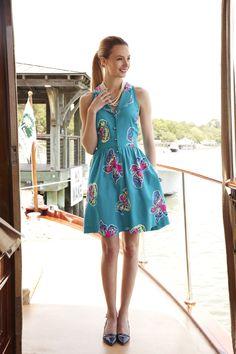 Lilly Pulitzer Fall '13- Sherlynn Dress