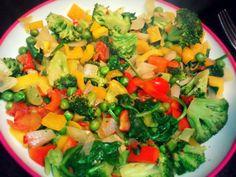 Waikiki Skillet Salad