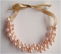 free jewelry making tutorial #JewelryNecklaces