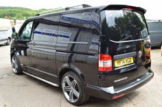 2014 14 Vw Transporter 2.0TDi T5 T28 Swb H/Line 160 PS Sportline Pack Leather | eBay Vw Transporter Conversions, Vw Transporter Camper, Vw T5 Campervan, Car Camper, Camper Van, Volkswagen, Vw Bus, A Team Van, Transit Custom