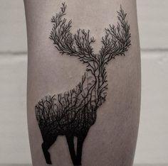 hand poke tattoos dog - Google Search
