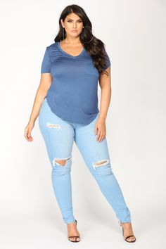 312bd1a42d0 Plus Size Baby Love Skinny Jeans - Light Blue Wash  37.99  fashion  moda   ootd  outfit  outfits  plussize  plussizejeans  curvyjeans  curvy  curve   denim ...