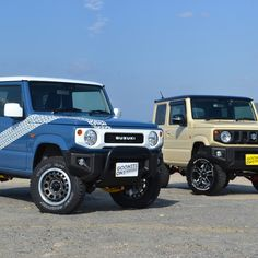 新型ジムニー新車コンプリートカーはグーニーズワンまで スズキ ジムニー ジムニー 新型ジムニー