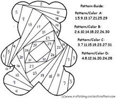 Craft work:iris folding procedure and patterns-images.jpg