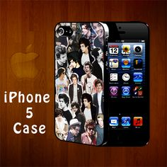 One Direction Iphone 5 Case 2013 One Direction on Pinte...