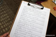 Handwriting worksheet to help children learn the names of the Apostles