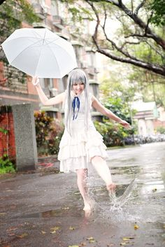 Meiko Honma Anohana: The Flower We Saw That Day cosplay || anime cosplay