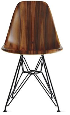 —Eames® Molded Wood Side Chair 1950 (Available May 1st)