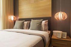 Lampy wiszące w sypialni