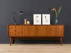 Image result for retro sideboard 1050s