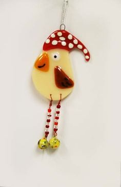 Quirky Creations, turtle dove...I could do these beaded legs on my dogs and cats :)