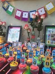 Resultado de imagen para fiesta decoracionloteria mexicana